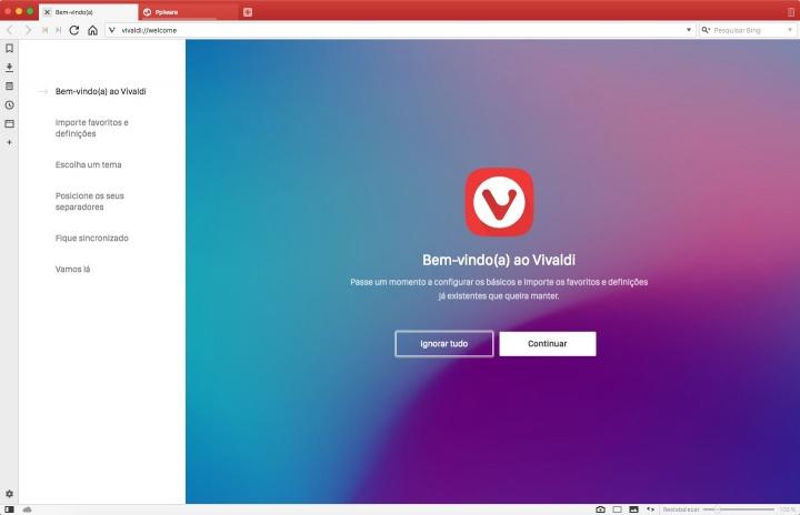 Vivaldi: navegador rival do Chrome chega ao Android; saiba como usar